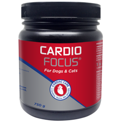 CardioFocus (for dogs & cats)