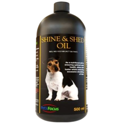 Shine & Shed Oil